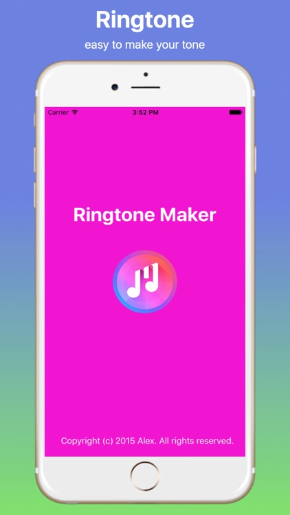 iRingtone Maker Professional