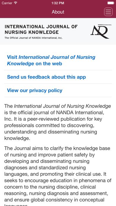 International Journal of Nursing Knowledge