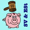 SV & ESt - Sozialversicherungs- (SVA) und Einkommensteuer-Rechner für Selbständige in Österreich