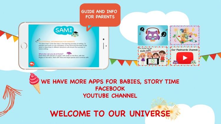 Sami Apps - Kids Education Apps screenshot-3