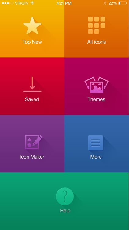 Icon Maker - Customize and Build Cool App Icons for Home Screen screenshot-0