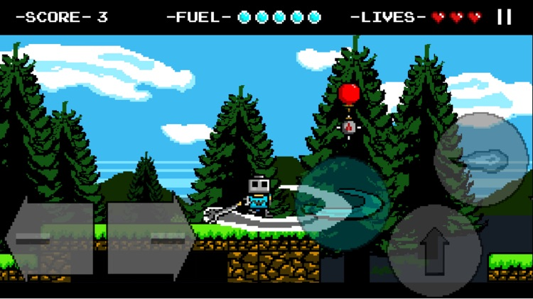 Robo Rush-Flight of the Falkon screenshot-3