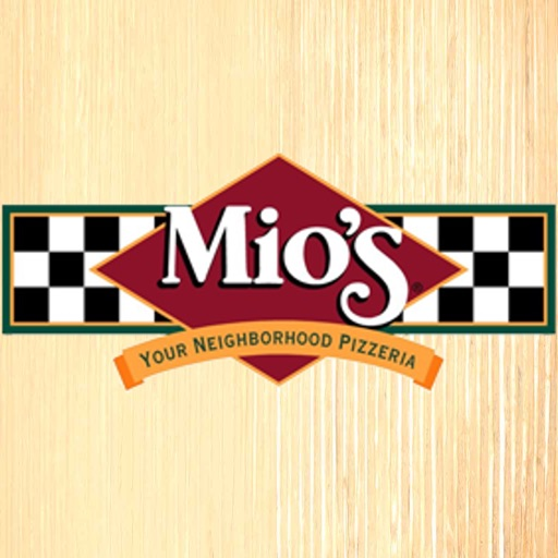 Mio's Pizza Ordering App iOS App