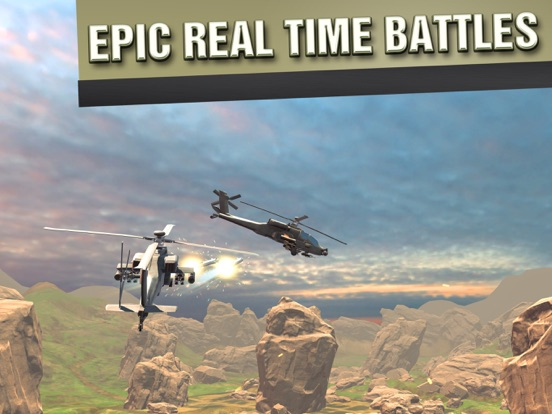 Скачать игру VR Battle Helicopters for Google Cardboard