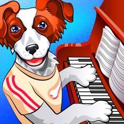 Amazing Pet Piano - Animal Orchestra Music HD