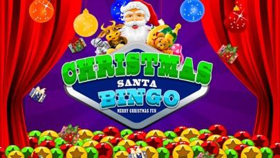 Christmas santa bingo- merry christmas fun screenshot one