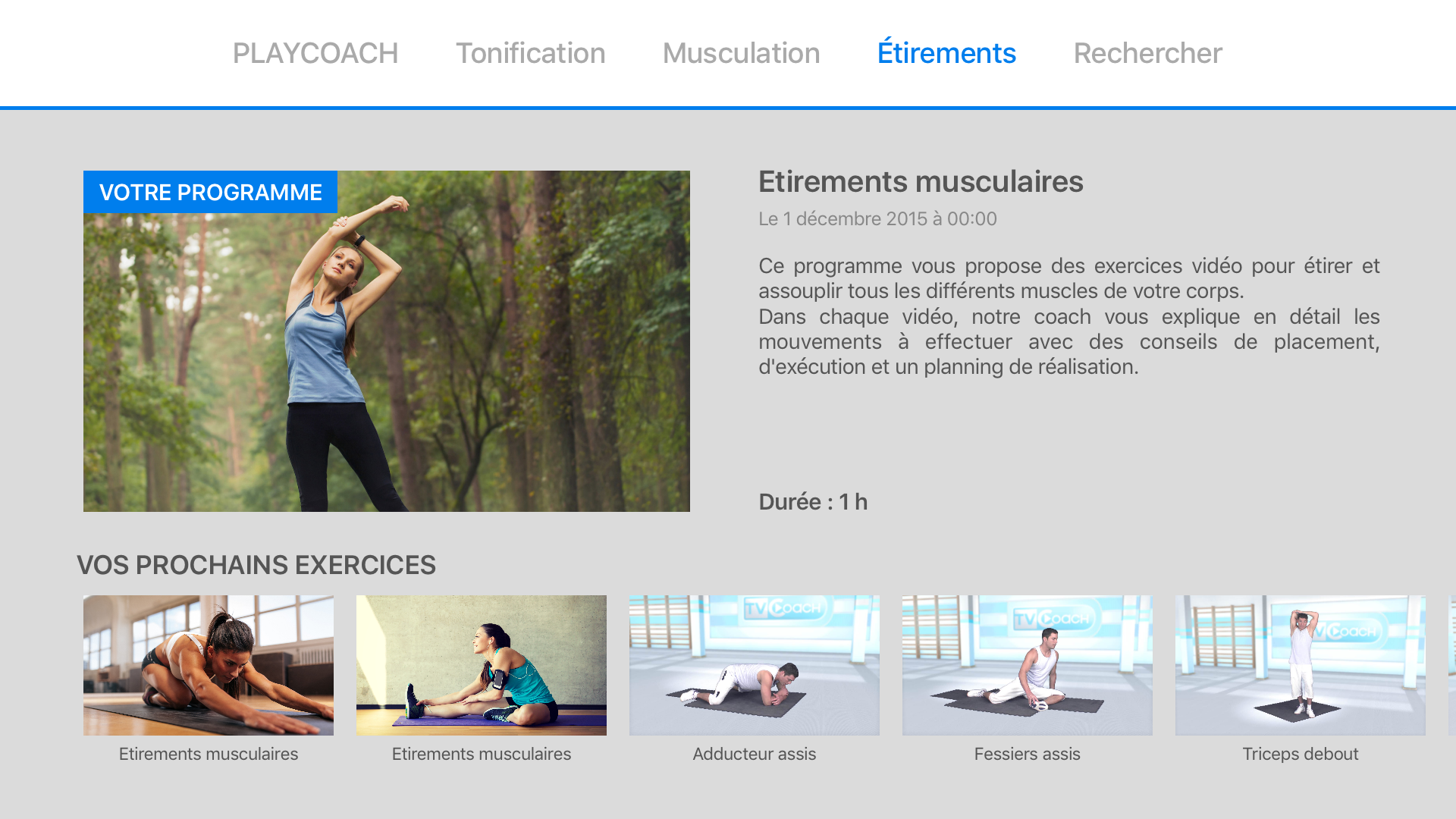 PlayCoach™ Full Fitness Trainer screenshot 15