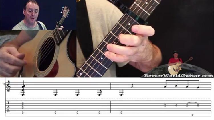 Teach Yourself Fingerstyle Guitar screenshot-4