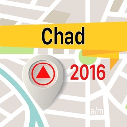 Chad Offline Map Navigator and Guide