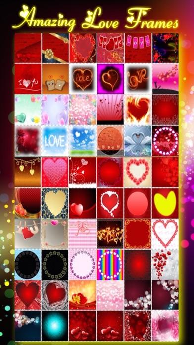 Valentine's Photo Frames screenshot two