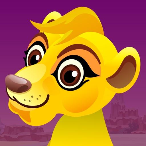 Baby Lion Jungle Hop