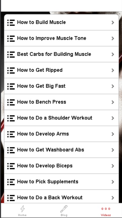 Bodybuilding Training Tips And Techniques screenshot-3