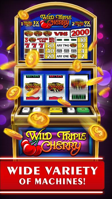 Slots - Classic Vegas - Free Vegas Slots Casino GamesScreenshot of 3