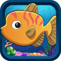 海底大冒险—大鱼吃小鱼