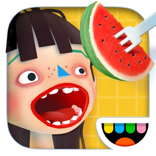 Toca Kitchen 2 app logo