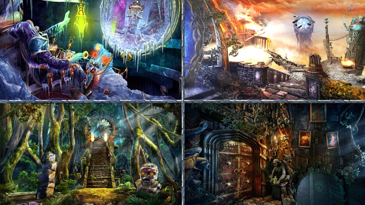 Mysteries and Nightmares - Morgiana: Hidden Object Adventure