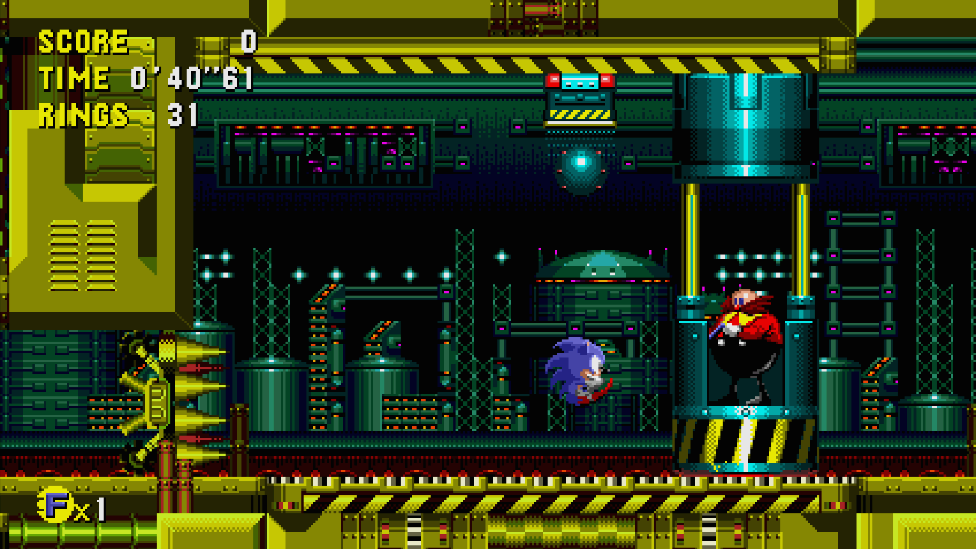 Sonic CD Classic screenshot 9