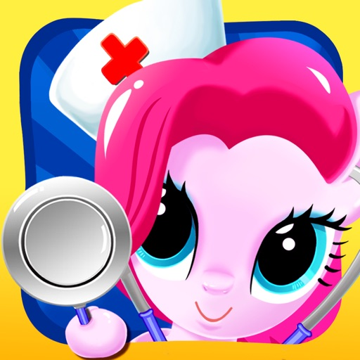 Pony Doctor - Girls Pet Vet BEAUTY Makeover iOS App