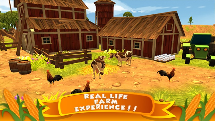 Little Farmer Simulator