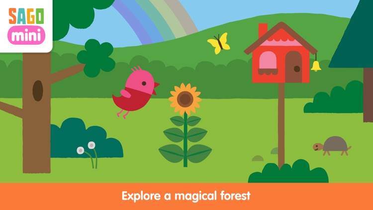 Sago Mini Forest Flyer screenshot-0