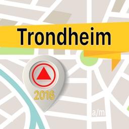 Trondheim Offline Map Navigator and Guide
