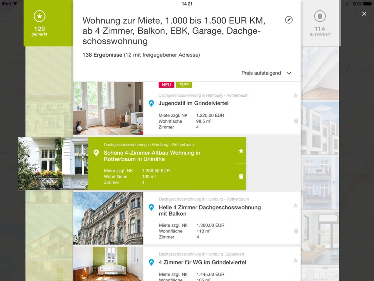 Immonet.de Immobilien Suche screenshot-3