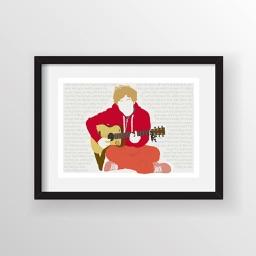 Trivia for Ed Sheeran - Super Fan Quiz for Ed Sheeran Trivia - Collector's Edition