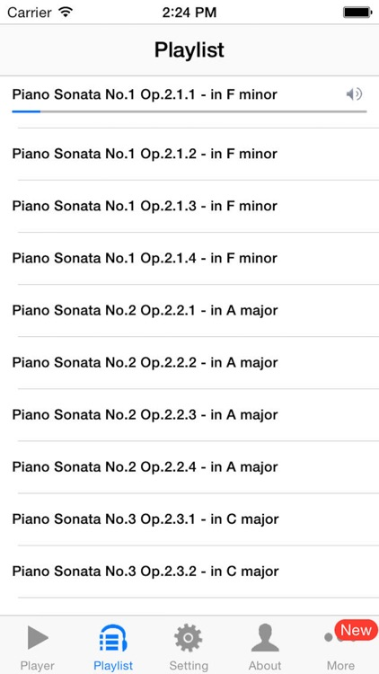 Piano Sonata by Beethoven