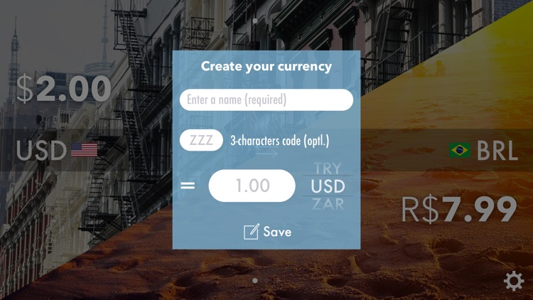 Currencies On The Move - The easiest converter screenshot-4