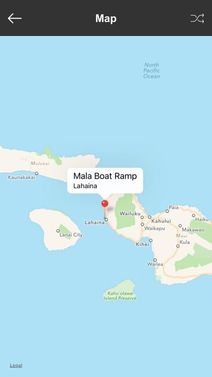 Hawaii Boat Ramps & Fishing Ramps screenshot-3