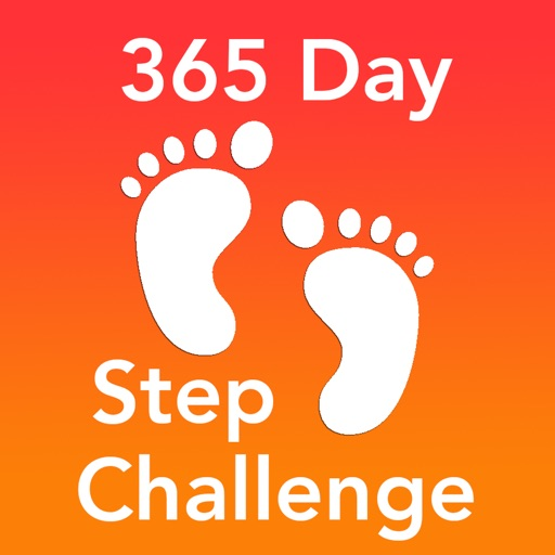 365 Day Step Challenge: Pedometer Tracking & Achievable Fitness Goals