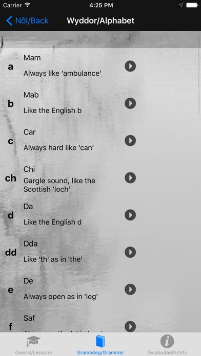Welsh for Beginners screenshot four