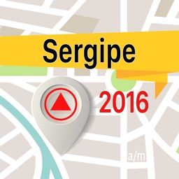 Sergipe Offline Map Navigator and Guide