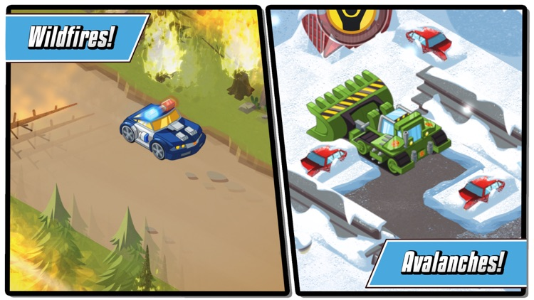 Transformers Rescue Bots: Hero Adventures screenshot-3