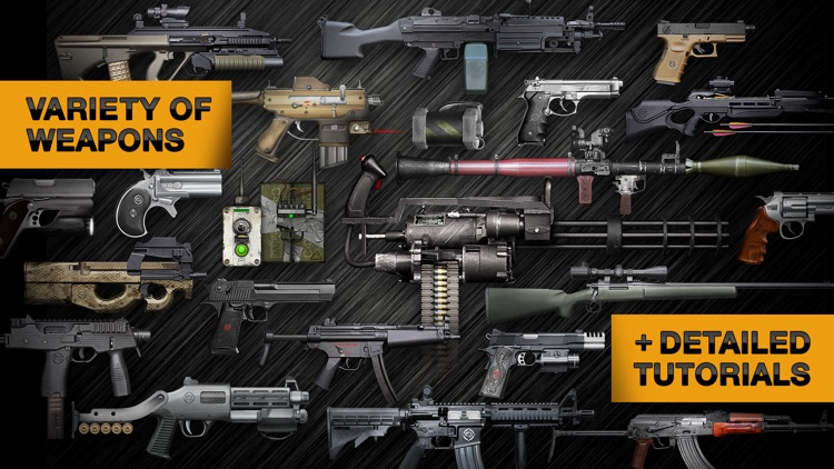 Weaphones: Firearms Simulator Volume 1 screenshot-4