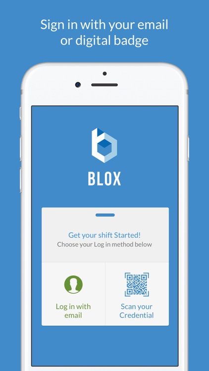 BLOX Station - Time Clock & Attendance