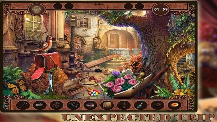 Unexpected Trip Hidden Object screenshot-3