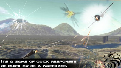 Jet Fighter Dogfight Chase - Hybrid Flight Simulation and