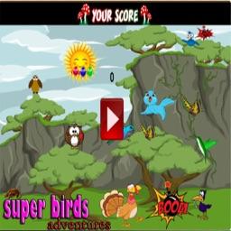 Game super birds adventures