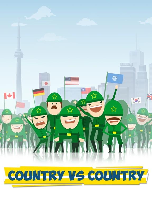 Скачать игру Tap Tycoon-Country vs Country