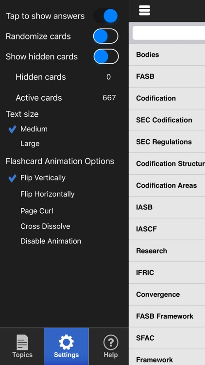 Pass the CPA FAR screenshot-3