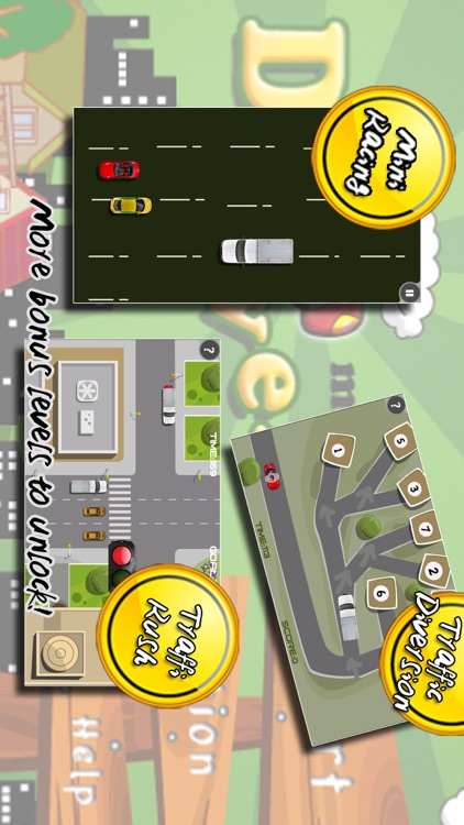 Driver Mini  Mania Car Parking School Free