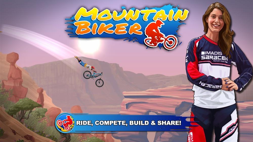 Mountain Biker Cheat Codes