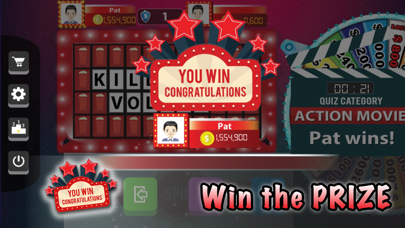 Amazing Wheel™ : Hollywood Quiz of Words and Phrases Fortune screenshot three