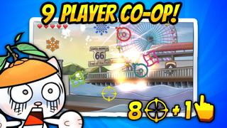 Cat Crisis: Arcade Shooter screenshot two
