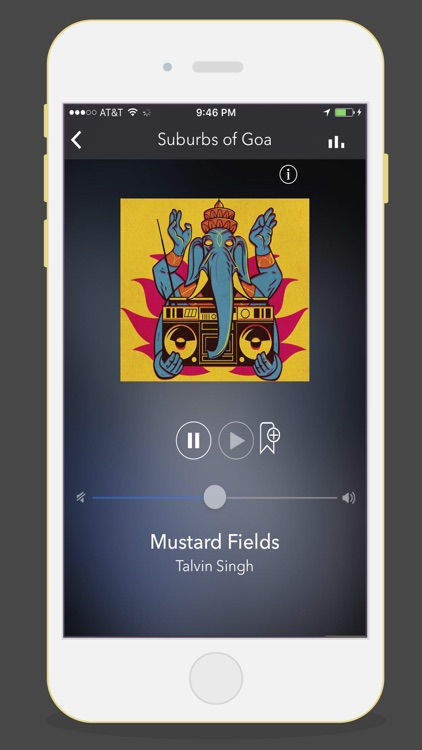 Mast Radio screenshot-2