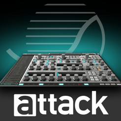 ‎Attack Drums
