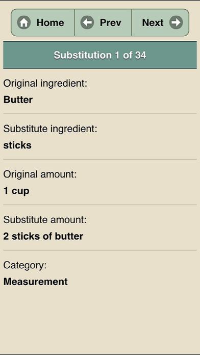 Kitchen Swaps review screenshots