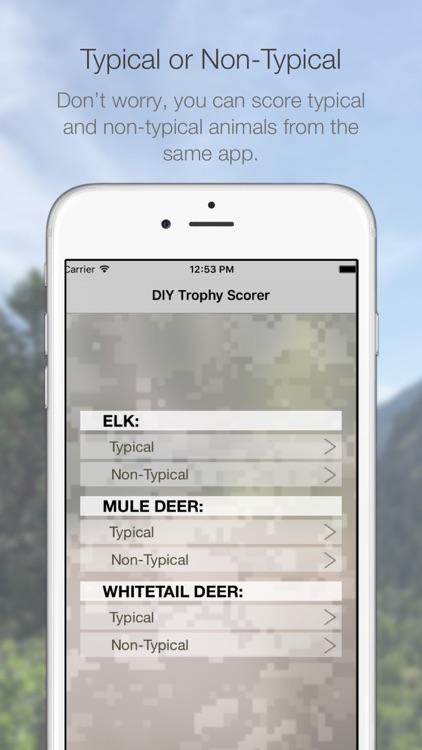 DIY Trophy Scorer