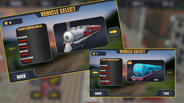 Mountain Train Simulator 2016 screenshot-3